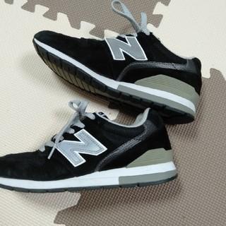 New Balance - ニューバランス996 ブラック 23