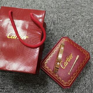 カルティエ(Cartier)のカルティエ バングル 19cm(ブレスレット/バングル)