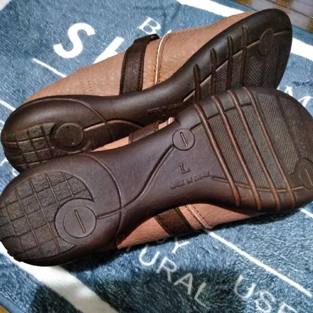 Re:getA(リゲッタ)のリゲッタ スリッポン レディースの靴/シューズ(ローファー/革靴)の商品写真