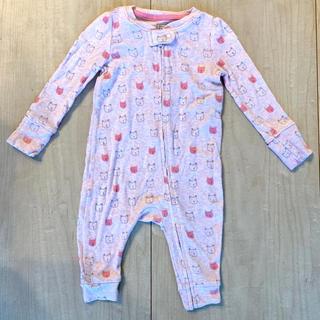 ベビーギャップ(babyGAP)の長袖ロンパース60(ロンパース)