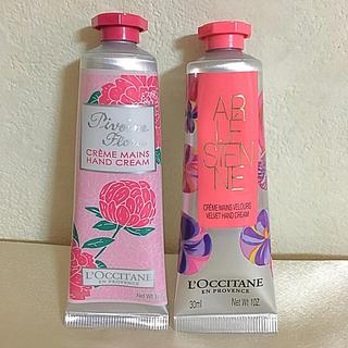 L'OCCITANE - お値下げ!新品未使用 ロクシタンハンドクリーム2本セット
