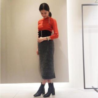 FRAY I.D - FRAY I.D♡モヘヤ♡ロングスカート♡ニットロングスカート