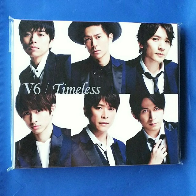[Album] V6 - Timeless (2015.05.08/MP3/RAR) - Japan Files Free Download