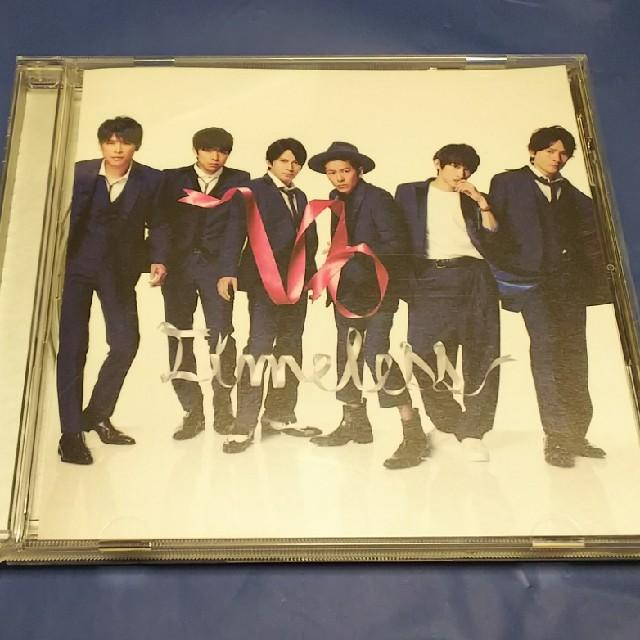 CD+DVD ★★ V6 2015 シングル 「Timeless」 初回生産限定A - JaniJaniFan