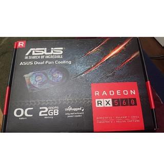 ASUS - グラフィックボード RADEON RX560 2GB