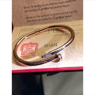 カルティエ(Cartier)のCartier カルティエ ラブブレス 20cm(ブレスレット/バングル)