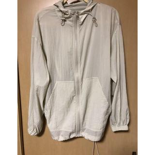 ダブルクローゼット(w closet)のジャケット(ナイロンジャケット)