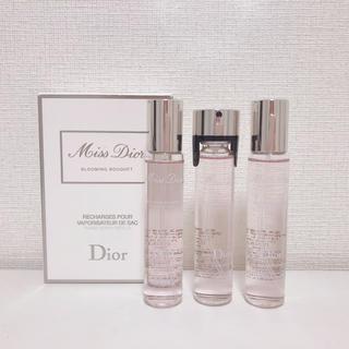 ディオール(Dior)の♡ミスディオール リフィル3本♡(香水(女性用))