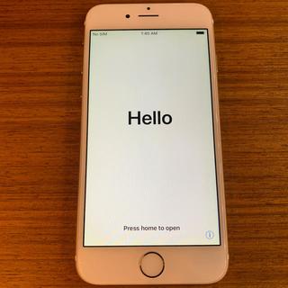 iPhone - iPhone6 64GB ゴールド gold 綺麗