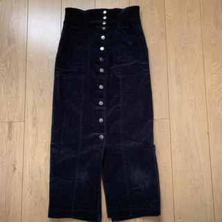 COCO DEAL - コーデュロイロングスカート