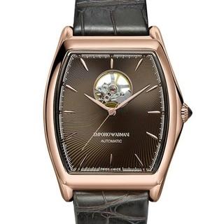 エンポリオアルマーニ(Emporio Armani)のEmporo Armmani男性腕時計TONNEEAU (腕時計(デジタル))