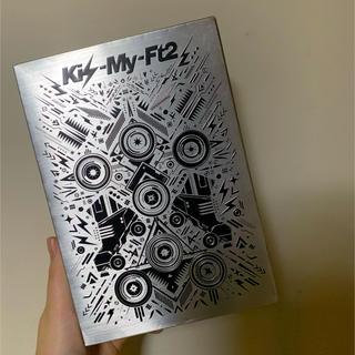 キスマイフットツー(Kis-My-Ft2)のキスマイ DVD BOX(アイドルグッズ)