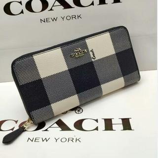 COACH - COACH コーチ 長財布 新品 54757 小銭入れ