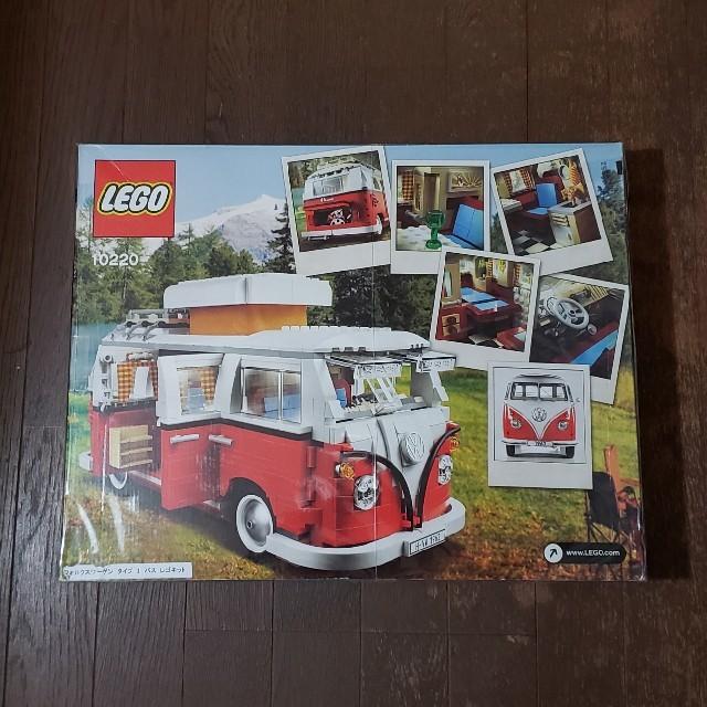Lego(レゴ)のレゴ フォルクスワーゲン バス ハンドメイドのキッズ/ベビー(おもちゃ/雑貨)の商品写真
