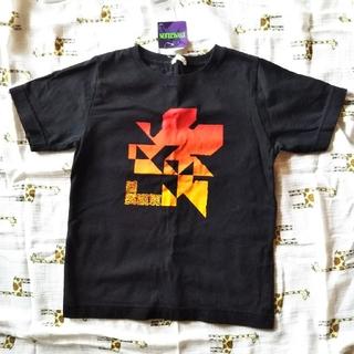 GU - エヴァンゲリオン半袖Tシャツ 120サイズ GU