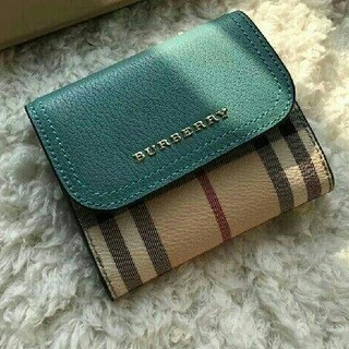 BURBERRY - ✶◇Burberryバーバリー 財布 レデイース 折り財布