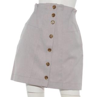 RayCassin - Ray Cassin 切り替えミニタイトスカート