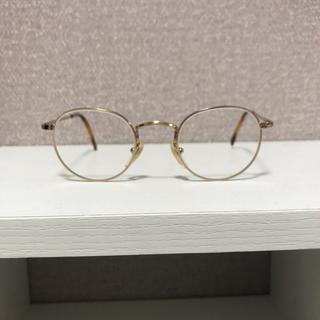 ポロラルフローレン(POLO RALPH LAUREN)のpolo ラルフローレン 丸メガネ ビンテージ 眼鏡(サングラス/メガネ)