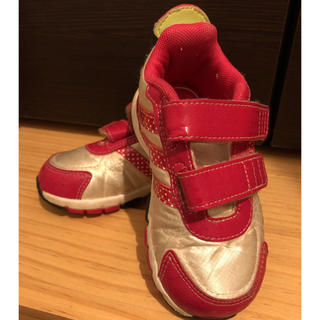 アディダス(adidas)の adidas ミニー スーニーカー 13cm(スニーカー)