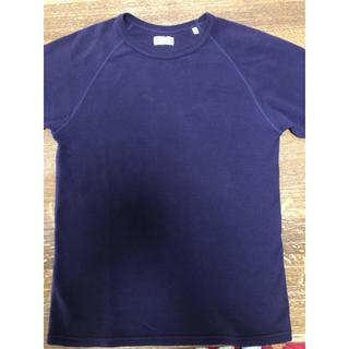 ハリウッドランチマーケット(HOLLYWOOD RANCH MARKET)のハリウッドランチマーケット 長袖ロンT サイズ3(Tシャツ/カットソー(七分/長袖))