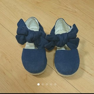 プティマイン(petit main)のプティマイン シューズ 靴 サンダル(サンダル)