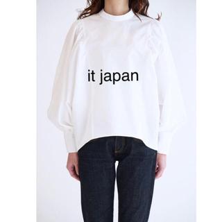 Drawer - it japan 極美品 ギャザーブラウス
