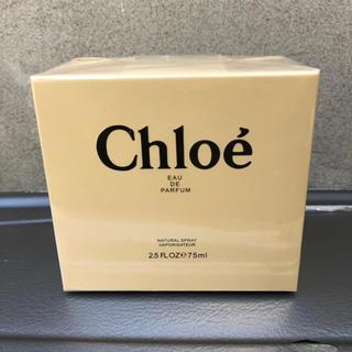 CHANEL - Chloe EAU DE PARFUM 75ml  クロエ オードパルファム新品