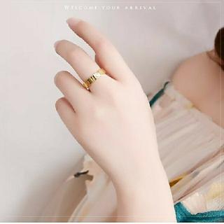 mimi様【ステンレスビスリング】アレルギーフリー(リング(指輪))