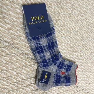 ポロラルフローレン(POLO RALPH LAUREN)のポロ ラルフローレン メンズ靴下 25〜27cm(ソックス)