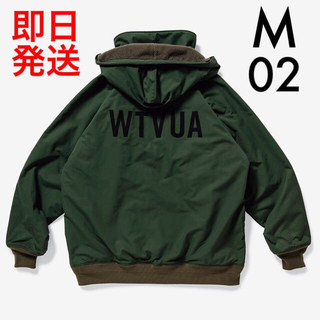 W)taps - Mサイズ INCOM / JACKET. NYLON. TUSSAH