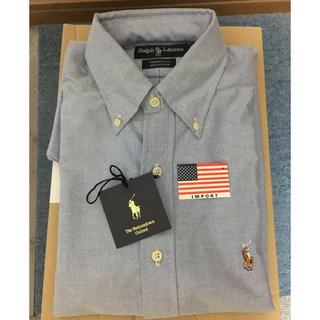 ポロラルフローレン(POLO RALPH LAUREN)の新品  POLO RALPH LAUREN 長袖BDシャツ(シャツ)