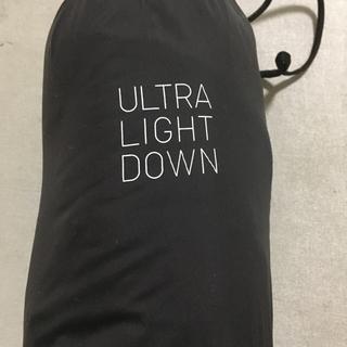 UNIQLO - UNIQLO ウルトラライトダウン