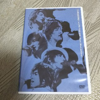 トウホウシンキ(東方神起)の1st LIVE TOUR 2006 〜Heart,Mind and Soul〜(ミュージック)