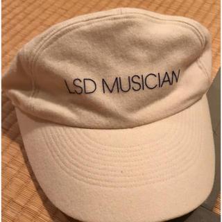 ラッドミュージシャン(LAD MUSICIAN)のLAD MUSICIAN ラッドミュージシャン/LSDキャップ(キャップ)