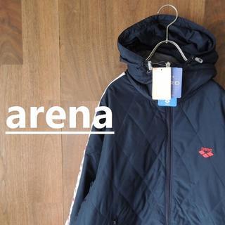 arena - 新品 arena アリーナ キルティング中綿ジャケット