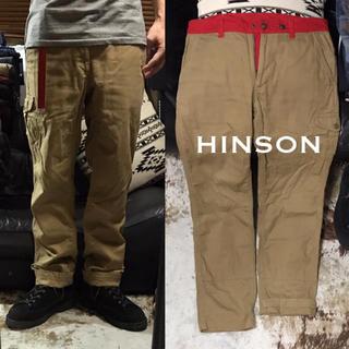 FILSON - [希少モデル/美品]《★ HINSON ★》バイカラーダックワークパンツ