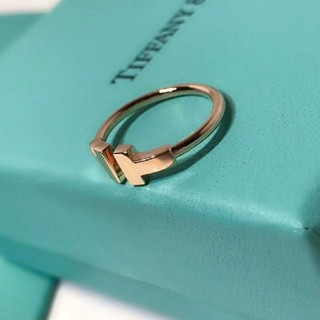 Tiffany & Co. - ティファニー リング 大人気