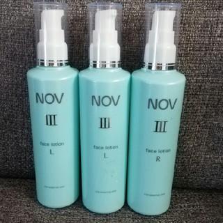 NOV - ノブⅢ フェイスローションセット 化粧水