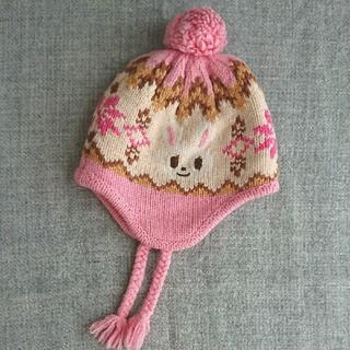 ミキハウス(mikihouse)のミキハウス ニット帽 帽子(帽子)