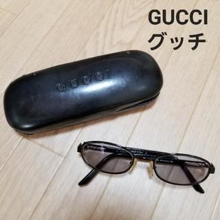 Gucci - GUCCI色つきメガネ