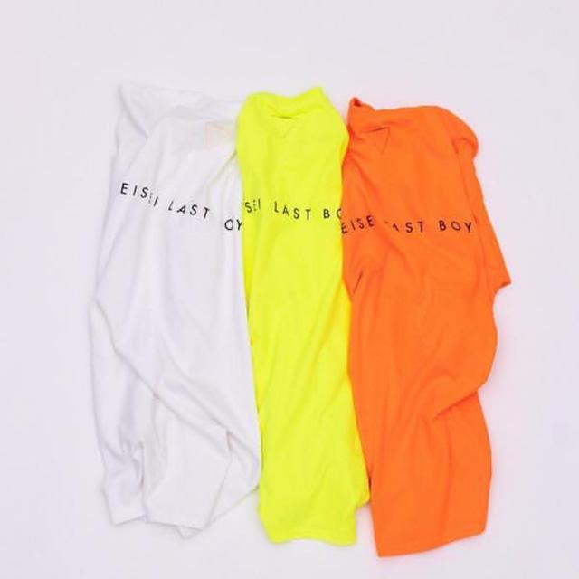 STUSSY(ステューシー)のheiseilastboy ロンtee メンズのトップス(Tシャツ/カットソー(七分/長袖))の商品写真