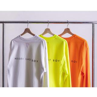 ステューシー(STUSSY)のheiseilastboy ロンtee(Tシャツ/カットソー(七分/長袖))