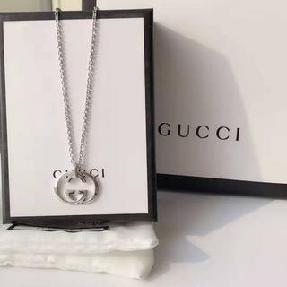 Gucci - グッチ ネックレス シルバー 新品