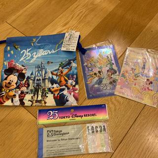 Disney - ディズニーランド25周年 グッズ