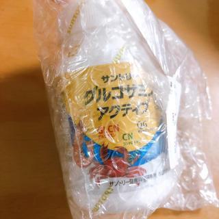 サントリー(サントリー)のグルコサミンアクティブ 180粒 新品未使用(その他)