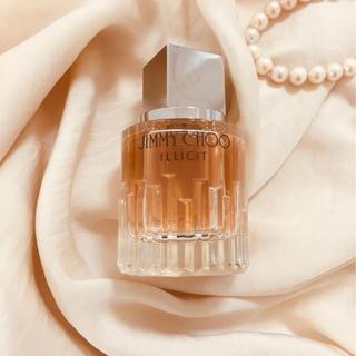 ジミーチュウ(JIMMY CHOO)の香水 ジミーチュー イリシット オードパルファム 40ml(香水(女性用))