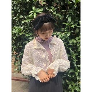 merry jenny - ☆完売品 merry jenny 7th anniv.lace jacket