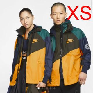 サカイ(sacai)の新品未使用 sacai NIKE blousonジャケット XS(ナイロンジャケット)