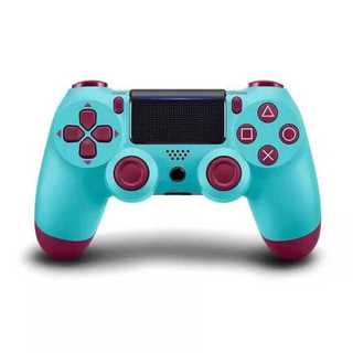 PS4 ワイヤレスコントローラー ベリーブルー ミントブルー