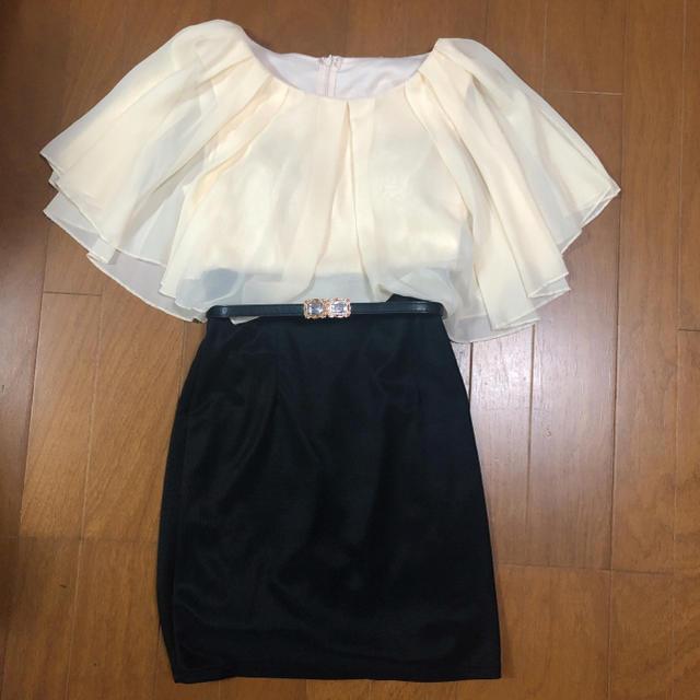 dazzy store(デイジーストア)のパーティドレス レディースのフォーマル/ドレス(ミディアムドレス)の商品写真